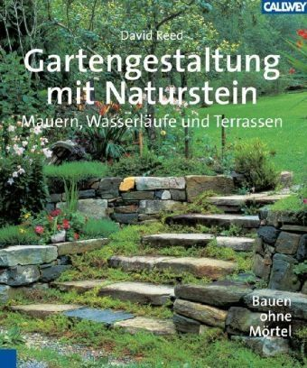 gartengestaltung mit naturstein. Black Bedroom Furniture Sets. Home Design Ideas