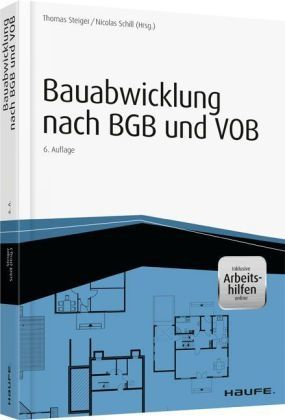 bauabwicklung nach bgb und vob. Black Bedroom Furniture Sets. Home Design Ideas
